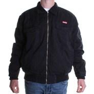 Decoy Military Bomber Jacket - Washed Black