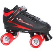 Viper M-4 Black Quad Roller Skates