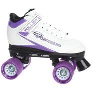 Viper M-4 White Quad Roller Skates