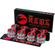 Bones Reds 627 7mm 16 pack Bearings