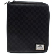 iPad Case - Black Checks U14ADE