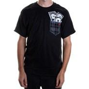 Dollars S/S T-Shirt - Black