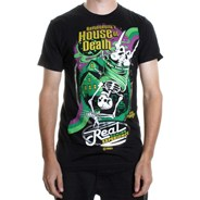 Gaming House of Death S/S T-Shirt - Black