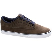 Caswell VLC Brown/White/Navy Shoe