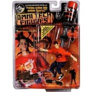 Ryan Sheckler Skateboarding Action Figure