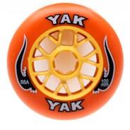 Torro Orange/Yellow Scooter Wheel