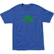 Triangle 7.0 Basic Royal S/S T-Shirt