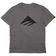 Triangle Fill 11.0 Charcoal Youth S/S T-Shirt