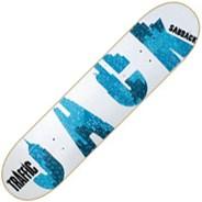 Jack Sabback Skyrise Skateboard Deck