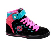 Dylan G Black/Pink Womens Shoe