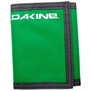 Vert Rail Green Wallet