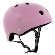 Metallic Pink Helmet