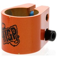 MGP Double Collar Scooter Clamp - Orange