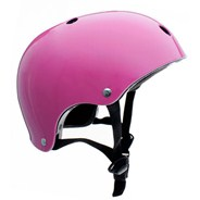Essentials Fluo Pink Helmet