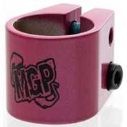 MGP Double Collar Scooter Clamp - Pink