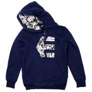Icon Fill Navy Youth Zip Hoody