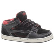Edgemont Weather Black/Red Kids Shoe NJ5LIS