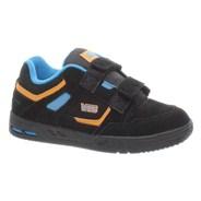 Knightro Black/Blue/Orange Kids Shoe MA30ZE