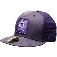 Coburn New Era Cap - Royal Purple