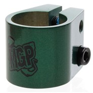 MGP Double Collar Scooter Clamp - Green