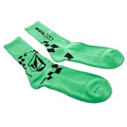 Moto Stone Sock - Green