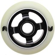 Stormer 4 Spoke Aluminium Hub Scooter Wheel - Black