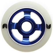 Stormer 4 Spoke Aluminium Hub Scooter Wheel - Blue