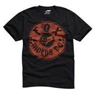 Parramount S/S T-Shirt - Black