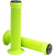 Toadstool Neon Green BMX/Scooter Handlebar Grips