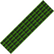 Arrows Black/Green Skateboard Griptape