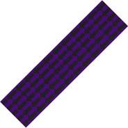 Arrows Black/Purple Skateboard Griptape