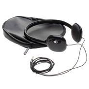 The Loop Black Headphones