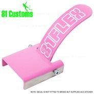 Stainless Scooter Flex Brake Kit - Pink