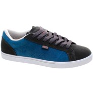 Chico Low SP Grey/Slate Suede Shoe