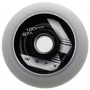 Aluminium Hub Scooter Wheel - Black