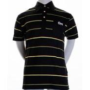 Rasta Stripe S/S Polo Shirt