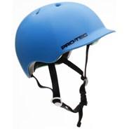 Riot Street Helmet - Matte Gumball Blue