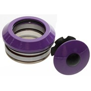 Internal 45/45 Headset Bearings - Purple