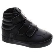Senix Mid Black Toddler Shoe