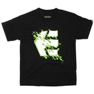 Rendered Youths Black S/S T-Shirt