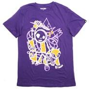 Creep Crew Purple S/S T-Shirt