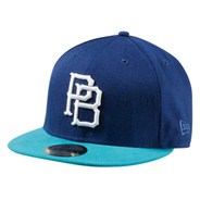 Lock Up New Era Cap - Aqua