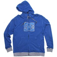 Liberty Zip Hoody - Olympian Blue