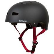 SW Black Skate/Scooter/BMX Helmet