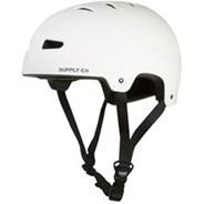 SW White Skate/Scooter/BMX Helmet