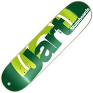 Logo Duo II 7.75 Skateboard Deck