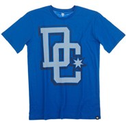 Arial Drive S/S T-Shirt - Olympian Blue