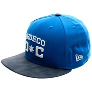 Rampart New Era Snapback Cap - Deep Blue