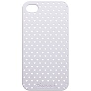 Perforated iPhone Case - White