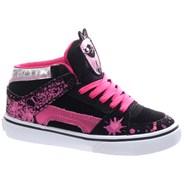 Disney RVM Vulc Kids Black/Pink Shoe